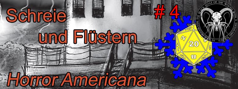 podcast, schreie und flüstern, cthulhu, pegasus, horror, americana