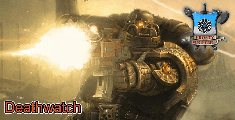 deathwatch, roman, steve parker, deutsch, space marines