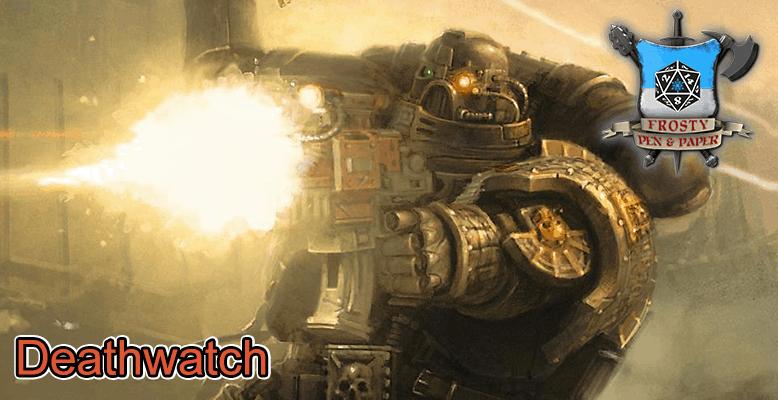 deathwatch, roman, steve parker, deutsch, space marines