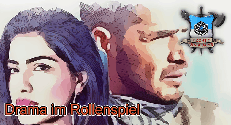 was ist drama, rollenspiel, pen and paper
